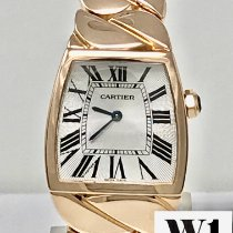 Cartier La Dona de Cartier Rose gold 28mm Silver Roman numerals United Kingdom, London