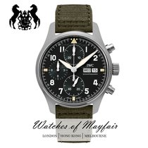 IWC Pilot Spitfire Chronograph IW387901 ny