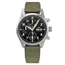 IWC Steel 41mm Automatic IW387901 new