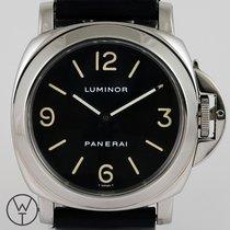 Panerai Luminor Base PAM 002 1999 gebraucht
