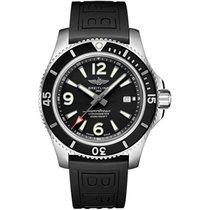 Breitling Superocean 44 new Automatic Watch with original box and original papers A17367D71B1S1