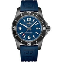 Breitling Superocean new Automatic Watch with original box and original papers M17368D71C1S1