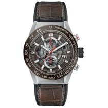 TAG Heuer CAR201U.FC6405 Steel Carrera Calibre HEUER 01 43mm new United States of America, Pennsylvania, Holland