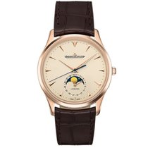 Jaeger-LeCoultre Q1362520 Rose gold Master Ultra Thin Moon 39mm new United States of America, Pennsylvania, Holland