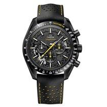 Omega Automatic Black 44.2mm new Speedmaster Professional Moonwatch