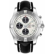 Breitling Colt Chronograph Automatic Steel 44mm Silver United States of America, Pennsylvania, Holland
