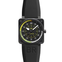 Bell & Ross BR 01-92 new Automatic Watch with original box and original papers BR0192-AIRSPEED