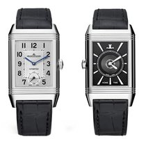 Jaeger-LeCoultre Reverso Duoface new Manual winding Watch with original box and original papers Q3838420