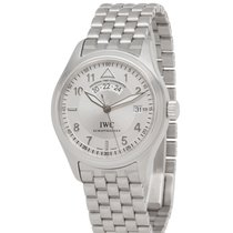 IWC Steel 39mm Automatic IW325108 pre-owned United States of America, New York, Hartsdale