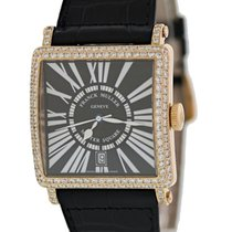 Franck Muller Master Square Rose gold 36mm Black United States of America, New York, New York