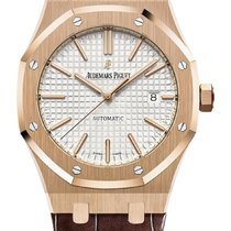 Audemars Piguet Royal Oak Selfwinding 15400or.oo.d088cr.01 2013 pre-owned