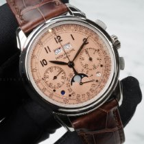 Patek Philippe Perpetual Calendar Chronograph Platinum 41mm Pink