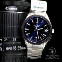 카시오 스틸 쿼츠 OCW-T200S-1AJF 신규