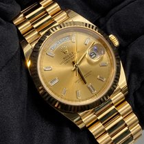 Rolex Day-Date 40 228238-0005 New Yellow gold 40mm Automatic