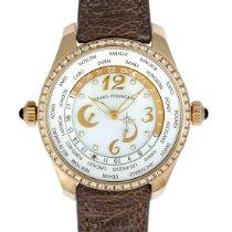 Girard Perregaux WW.TC Rose gold 41mm White Arabic numerals United States of America, Pennsylvania, Southampton