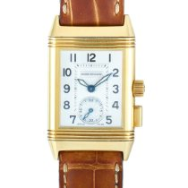 Jaeger-LeCoultre Reverso Memory Yellow gold White Arabic numerals United States of America, Pennsylvania, Southampton