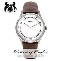 Oris Artelier Steel 38mm Silver United Kingdom, London