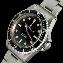 Rolex Submariner (No Date) 5513 1965 pre-owned