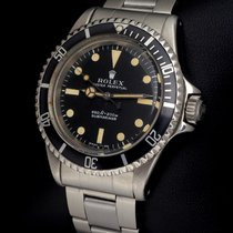 勞力士 Submariner (No Date) 5513 1965 二手