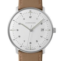 Junghans Stal 38mm Kwarcowy 041/4562.04 nowość