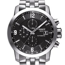 Tissot PRC 200 Steel 44mm Black