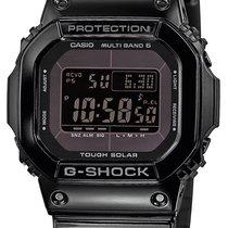 Casio G-Shock GW-M5610BB-1ER Neuve Plastique 43mm Quartz