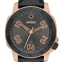 Nixon Acero 44mm Cuarzo A508 2308 nuevo