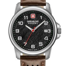 Swiss Military Hanowa Swiss Soldier Prime Steel 39.5mm Black