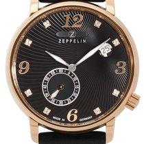 Zeppelin Reloj de dama 36.2mm Cuarzo nuevo Reloj con estuche y documentos originales