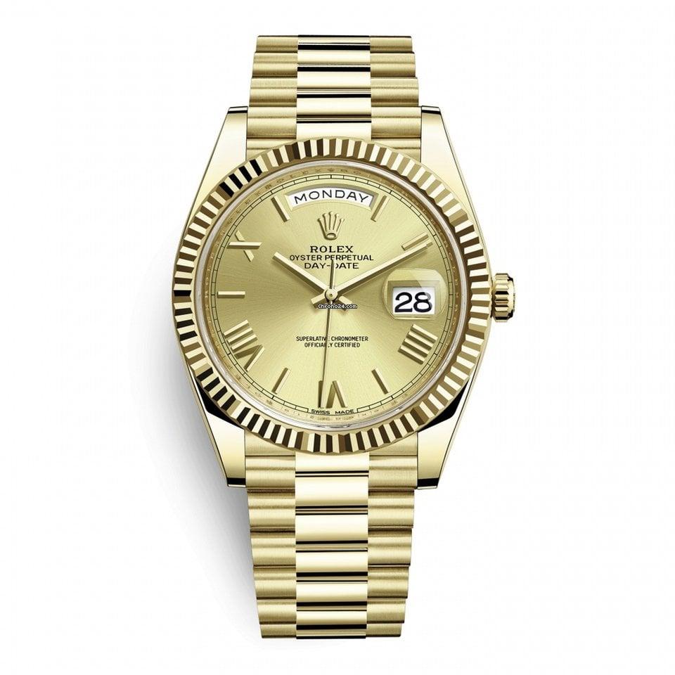 Rolex (ロレックス) デイデイト 40 228238 新品