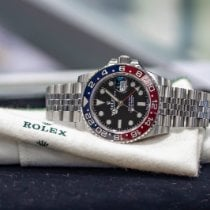 Rolex GMT-Master II Steel 40mm Black No numerals United States of America, Georgia, Atlanta