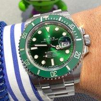Rolex Submariner Date 116610LV 2010 tweedehands
