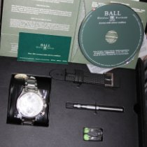 Ball Engineer Master II Diver Steel 43.8mm Black Arabic numerals United States of America, New Jersey, Somerset