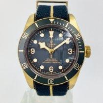 Tudor M79250BA-0002 Bronze Black Bay Bronze 43mm new