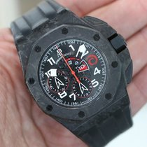 Audemars Piguet Royal Oak Offshore Chronograph Carbon 44mm Black United States of America, California, Beverly Hills