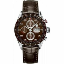 TAG Heuer Carrera Calibre 16 Steel 43mm Brown United States of America, California, Simi Valley