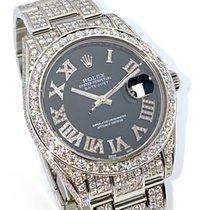 Rolex Datejust Acier 41mm Sans chiffres