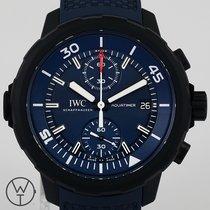 IWC IW379507 Acero 2019 Aquatimer Chronograph 45mm usados