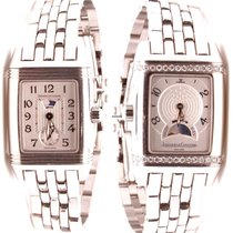 Jaeger-LeCoultre Reverso Duetto Steel 25mm Silver Arabic numerals United States of America, Pennsylvania, Uniontown