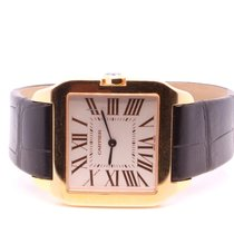 Cartier Santos Dumont Rose gold Silver United States of America, Pennsylvania, Uniontown