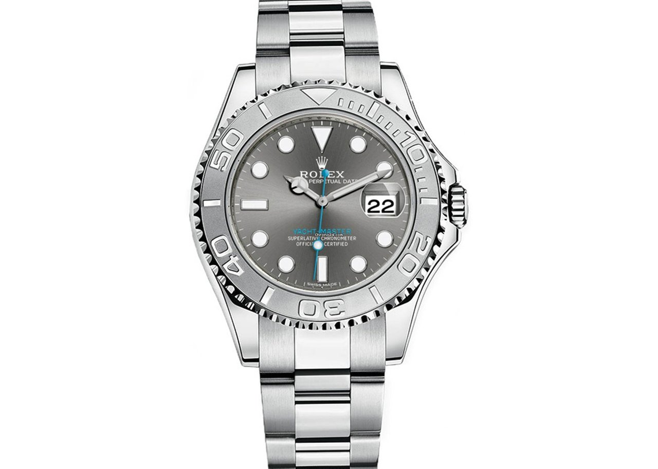 Rolex Yacht-Master 40 116622 Rolesium pre-owned