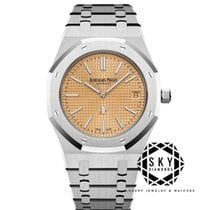 Audemars Piguet Royal Oak Jumbo 15202BC.OO.1240BC.01 2019 new