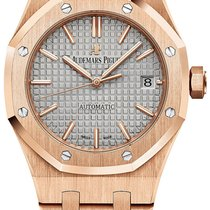 Audemars Piguet Royal Oak Selfwinding 15450OR.OO.1256OR.01 New Rose gold 37mm Automatic