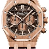 Audemars Piguet Royal Oak Chronograph 26331OR.OO.D821CR.01 Unworn Rose gold 41mm Automatic