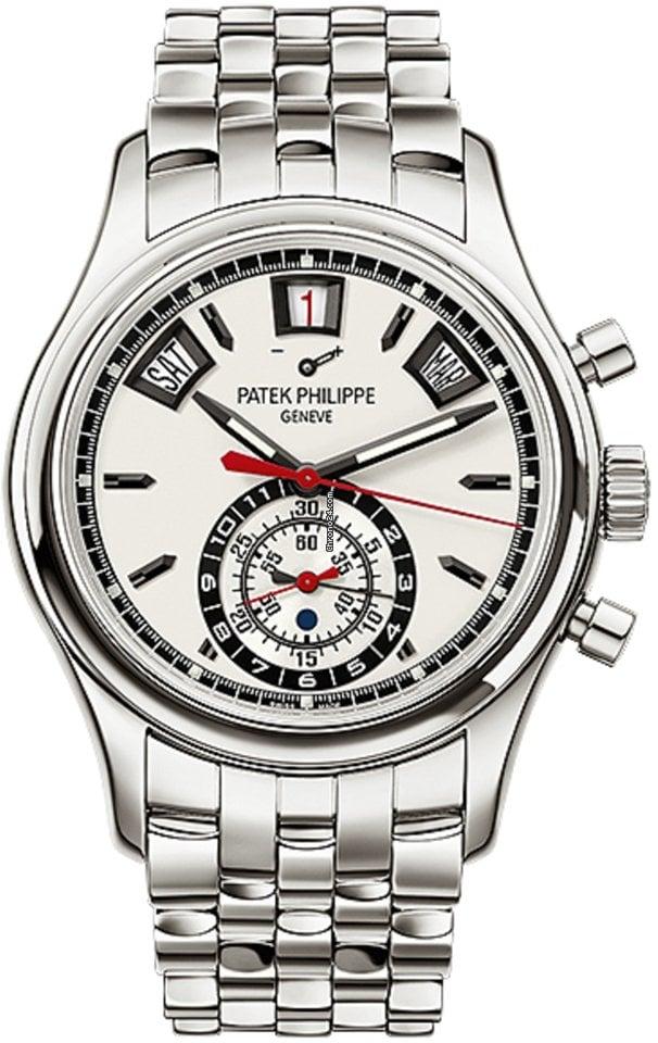 Patek Philippe Annual Calendar Chronograph 5960/1A-001 new
