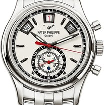 Patek Philippe Annual Calendar Chronograph new Automatic Chronograph Watch with original box and original papers 5960/1A-001
