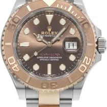 Rolex 116621 Gold/Steel 2018 Yacht-Master 40 40mm new United States of America, New York, New York
