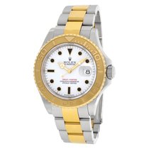 Rolex 16623 Gold/Steel Yacht-Master 40 40mm pre-owned United States of America, New York, New York