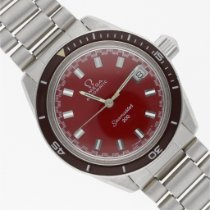 Omega 166.062 Steel Seamaster 37mm pre-owned