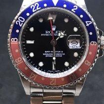 Rolex GMT-Master II Stahl 40mm Schwarz Keine Ziffern Deutschland, münchen